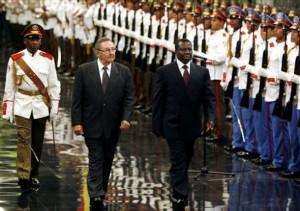 Cuba Guinea-Bissau